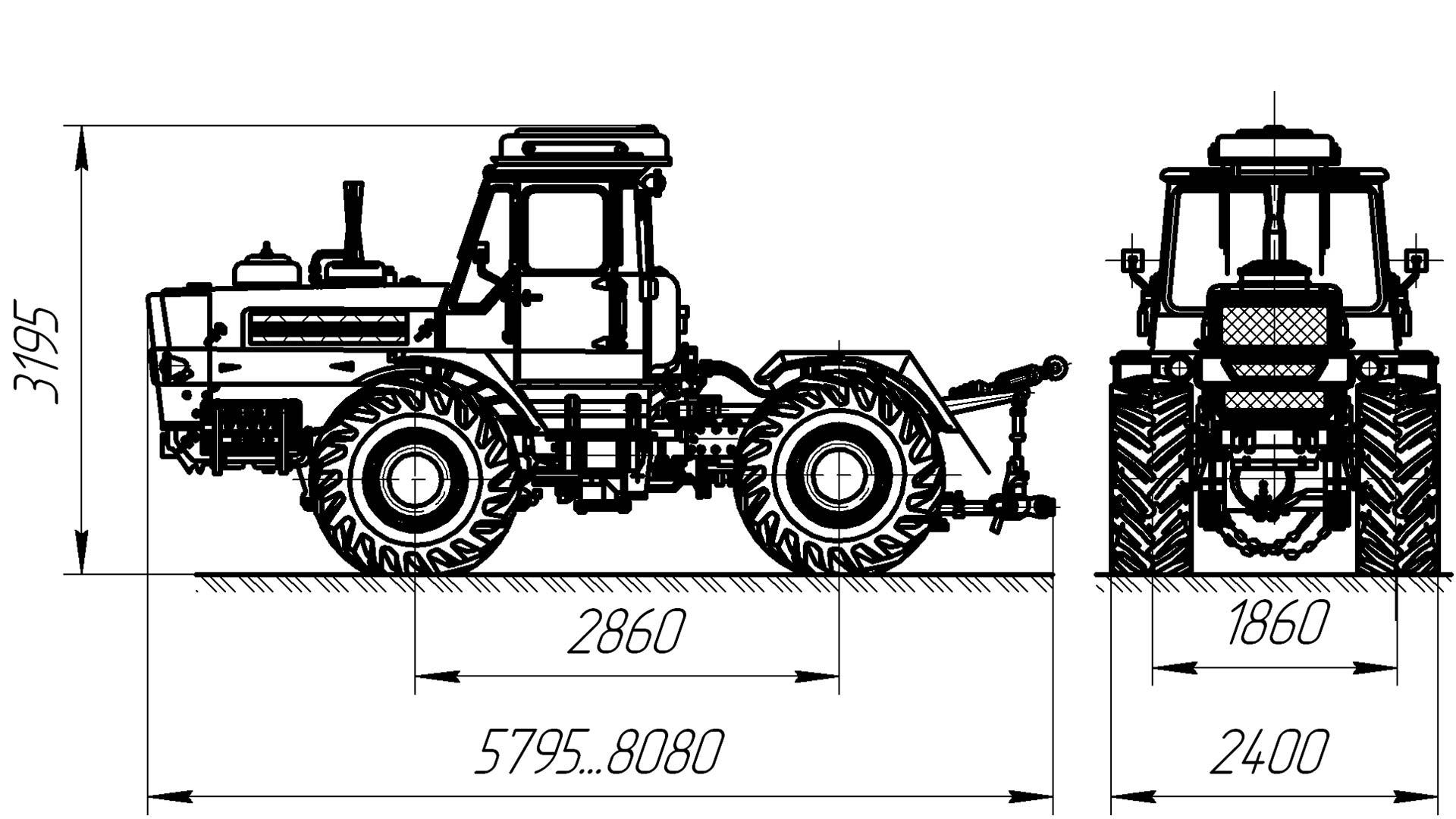 Ремонт Коробки переключения передач (КПП) Трактора ХТЗ